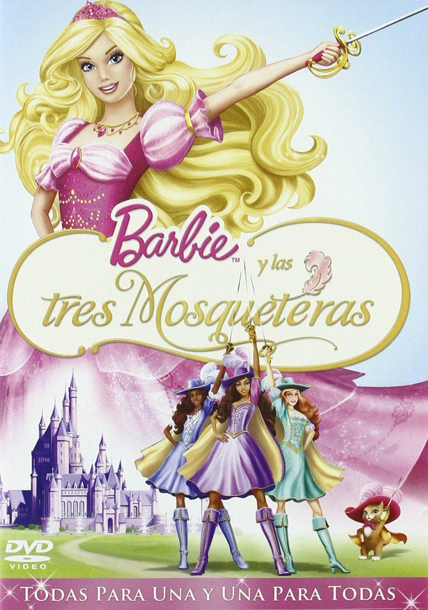 Barbie Y Las 3 Mosqueteras Dvd Las Barbie Dvd Mosqueteras Die Drei Musketiere Musketiere Gute Filme