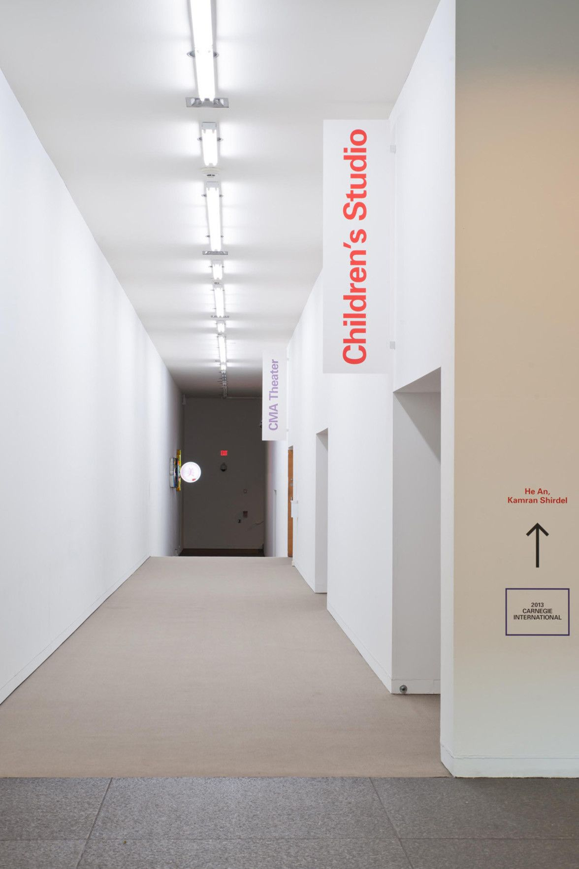 Chad Kloepfer - 2013 Carnegie International