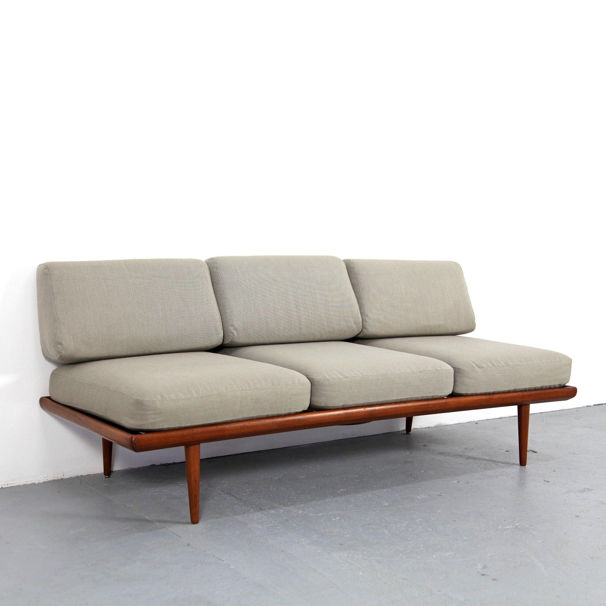 Minverva Daybed Sofa By Peter Hvidt Orla Molgaard Nielsen For