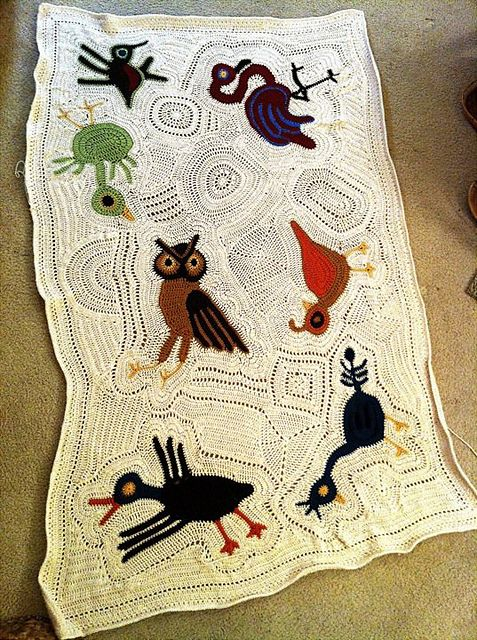 Freeform Crochet Stitches | Stitches, all kinds changing to Stitches--Crocheting & Knitting