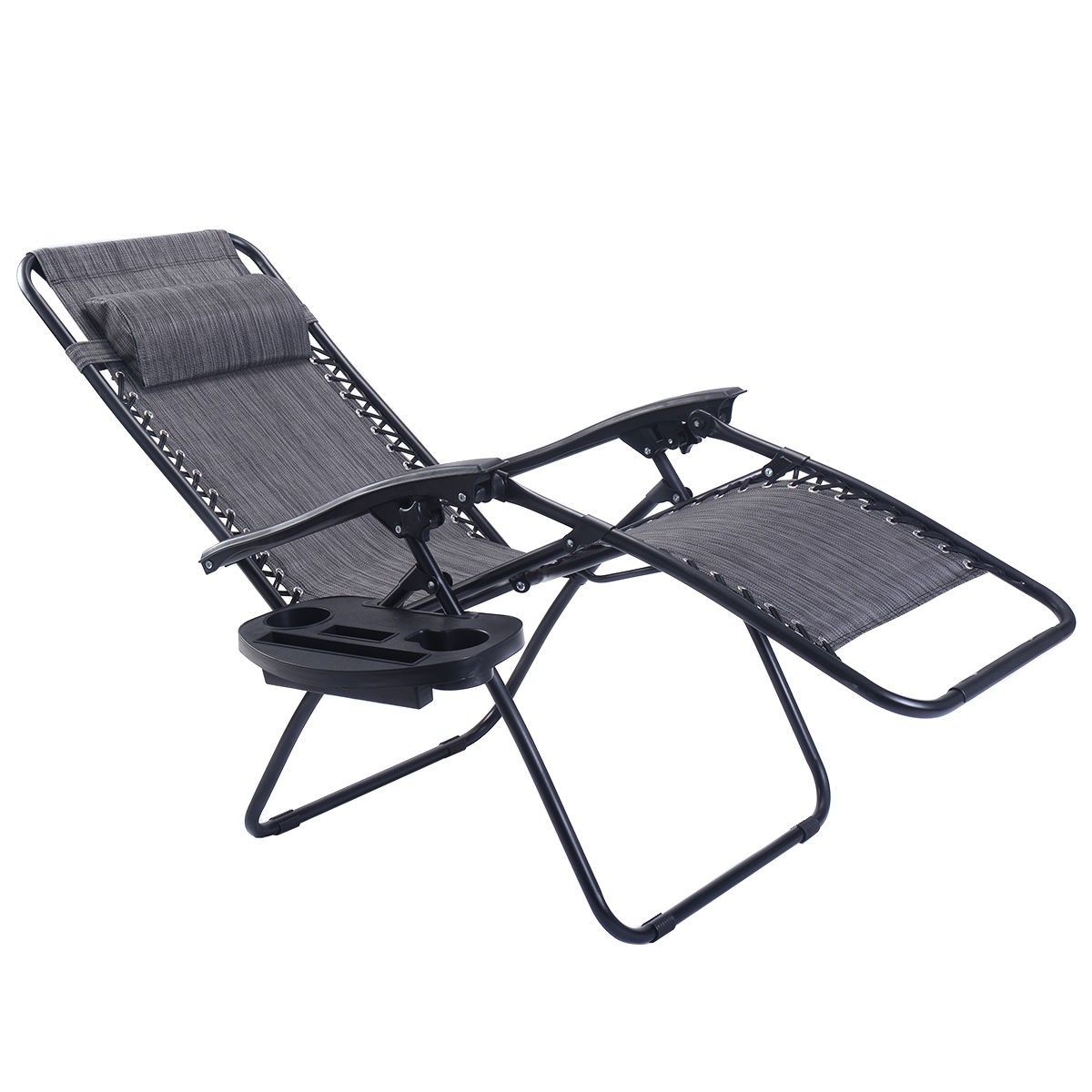Outdoor Folding Zero Gravity Reclining Lounge Chair Lounge Chair Outdoor Folding Lounge Chair Lounge Chair