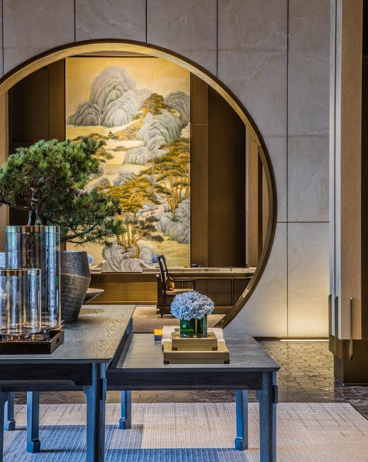 Diaoyutai Hotel By CCD Hangzhou China Retail Design Blog Awesome Apartment Design Blog