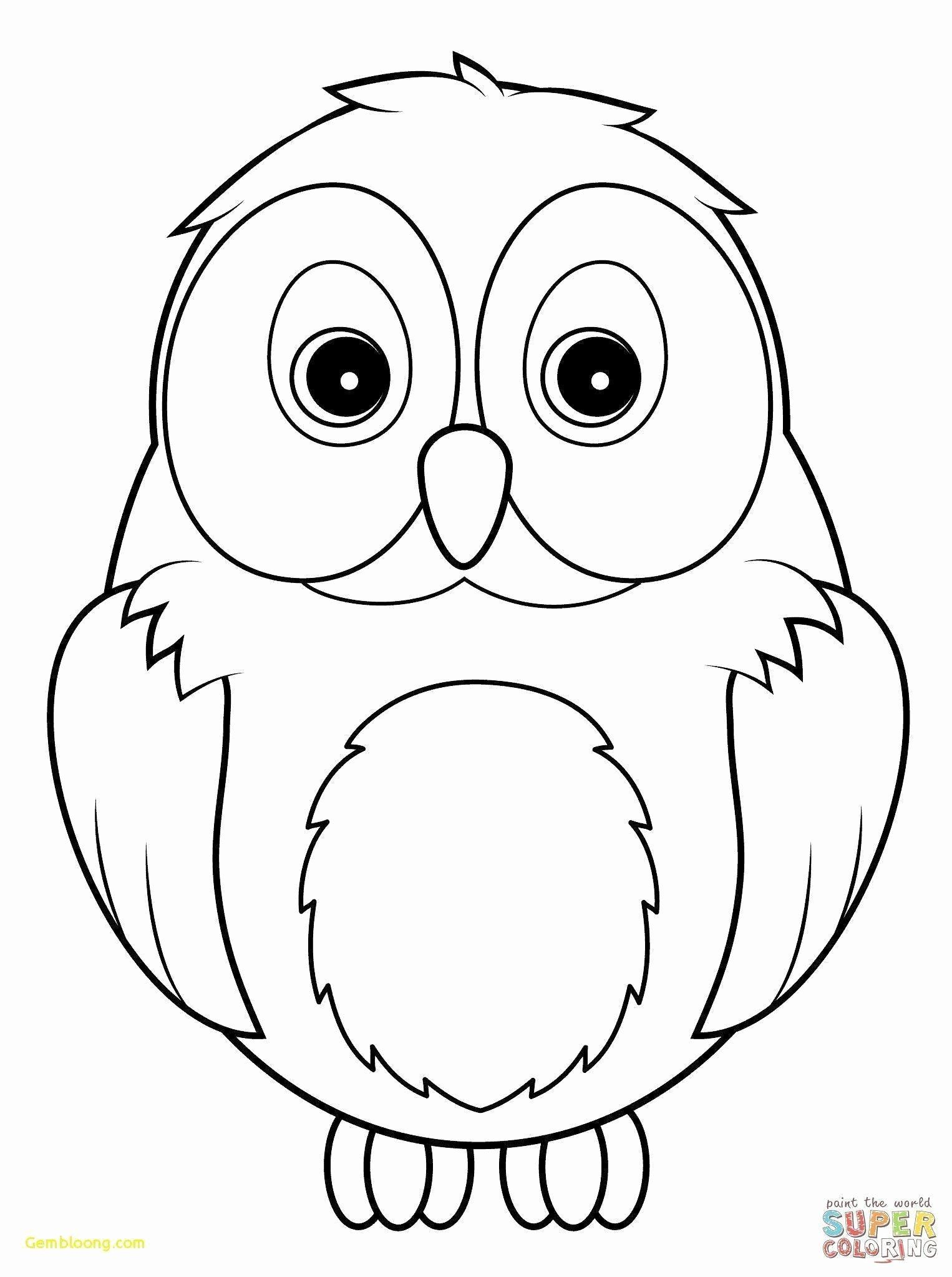 Coloring Page Of Owl Lovely Coloring Pages Page 287