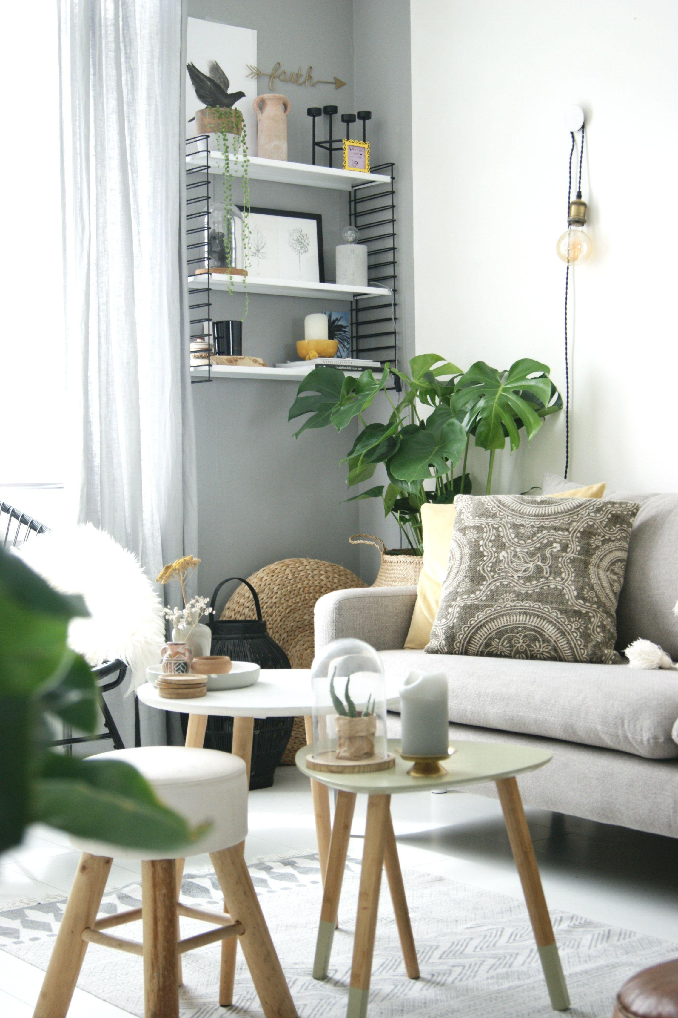 Ik ben gek op groen in huis. Het geeft je interieur zoveel sfeer en ...