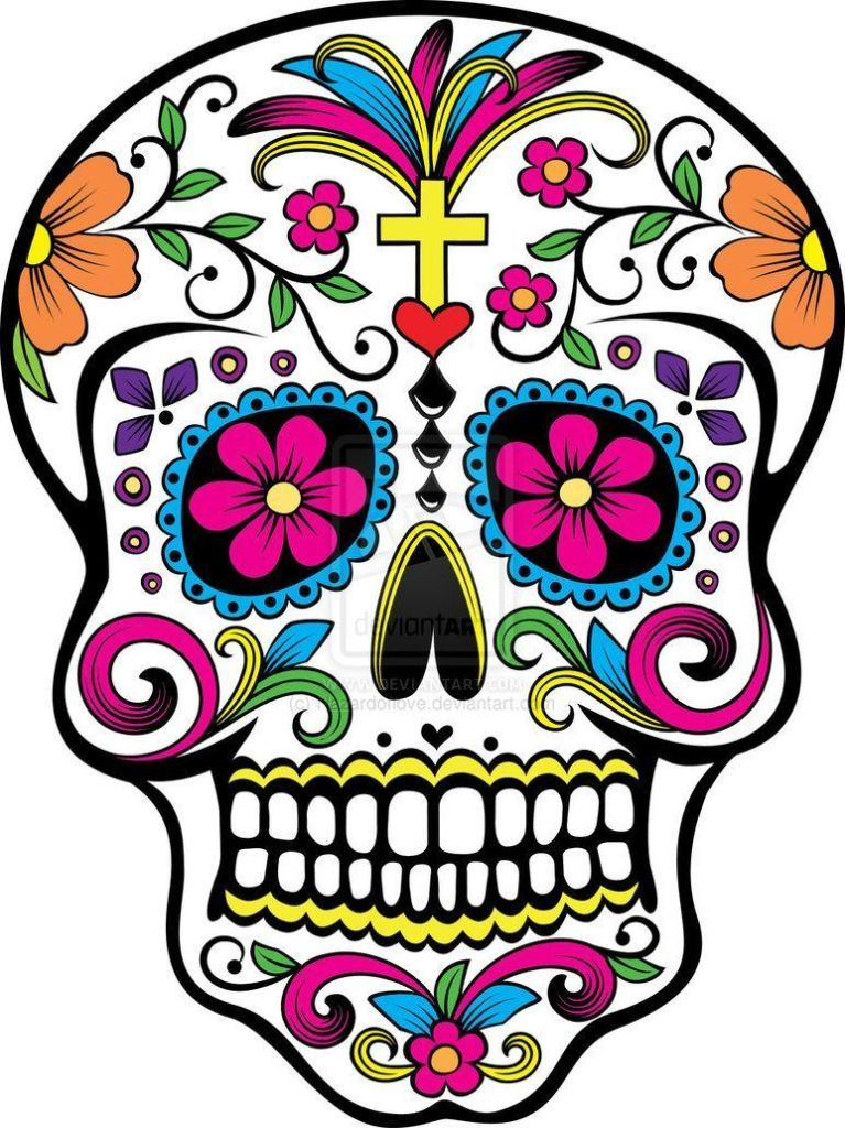 Los Mejores Dibujos Del Dia De Los Muertos Tambien Para Colorear Imagenes De Calaveras Mexicanas Imagenes De Calavera Dibujo Dia De Muertos