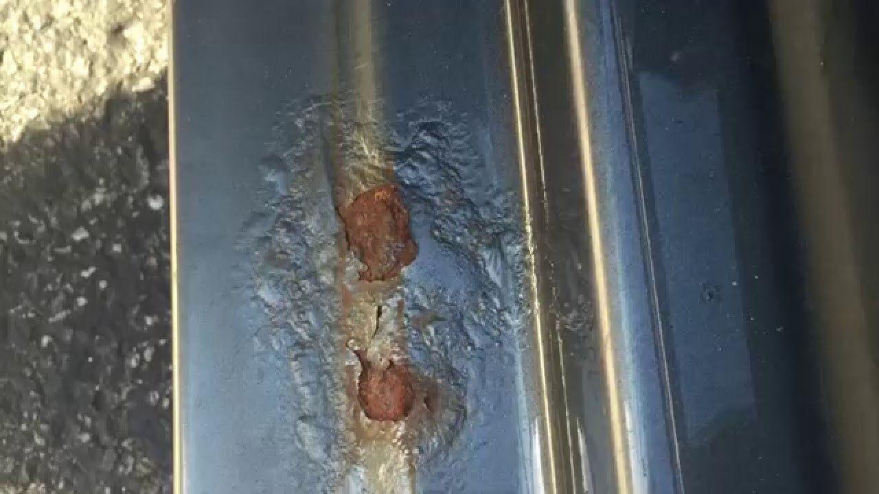 DIY Rust Repair Cheap And Easy!