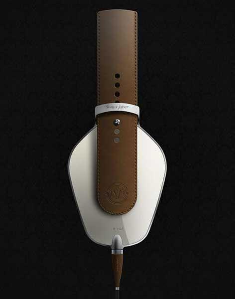 Mono and Stereo High-End Audio Magazine: Sonus faber Pryma headphones NEW