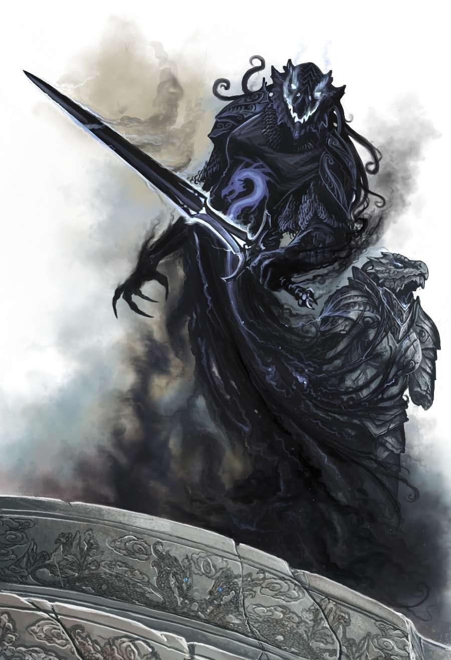 undead dragonborn