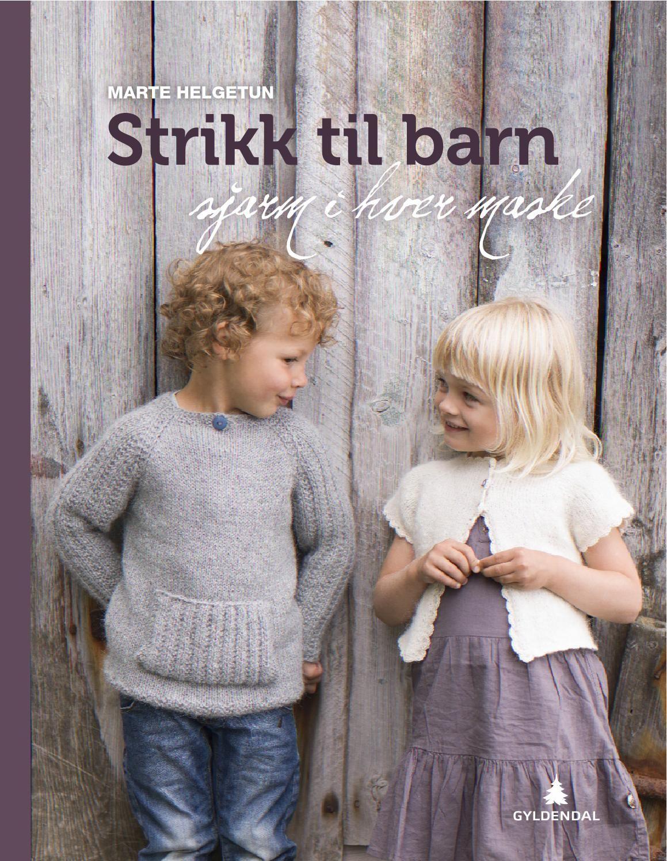 Photo of Strikk til barn
