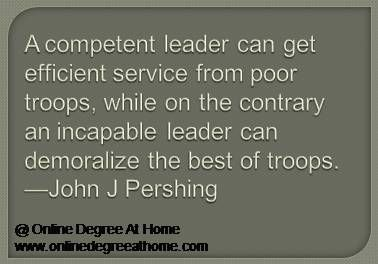 Educational Leadership Quotes Magnificent Educational Leadership Quotesa Competent Leader Can Get Efficient