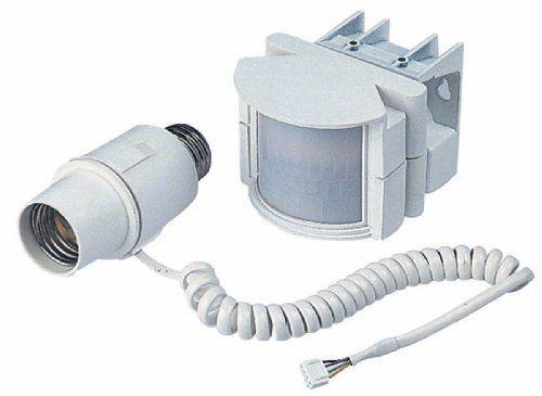 Heath Zenith Sl 5212 Wh A In Motion Sensor Light