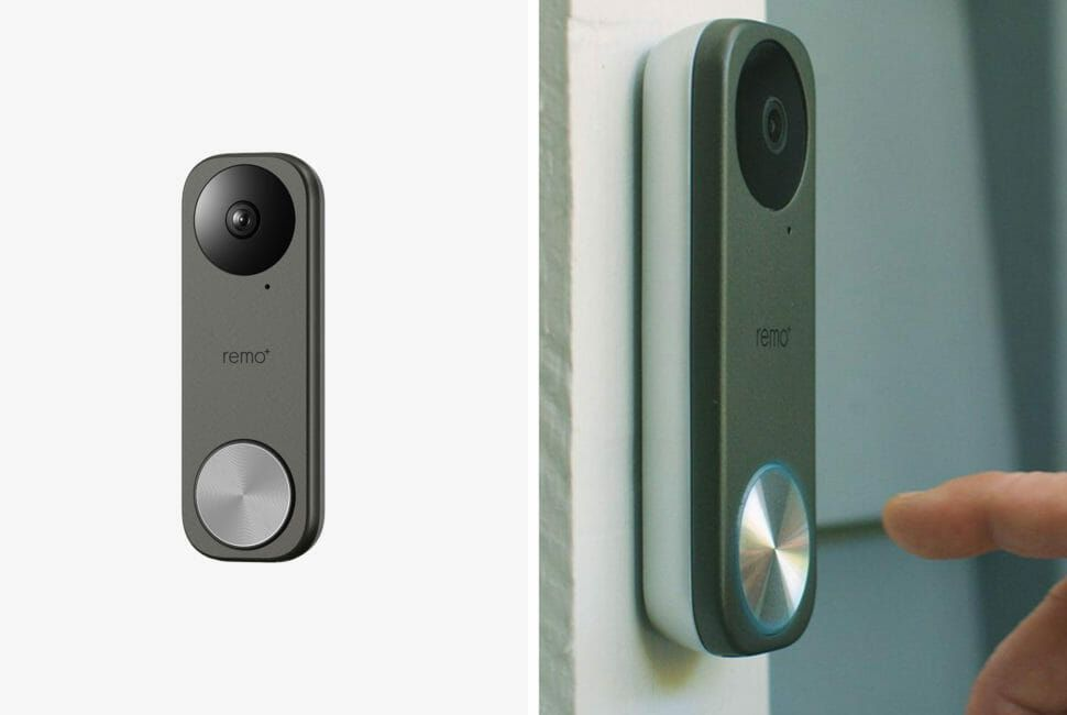 RemoBell S FastResponding Smart Video Doorbell Camera(이미지 포함)