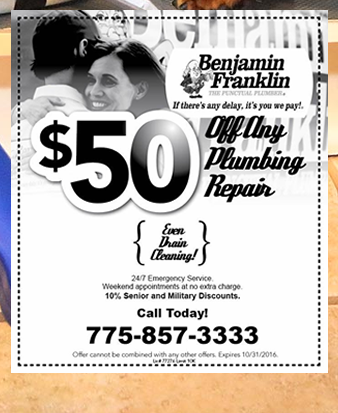 Labor Day Deals from Benjamin Franklin Plumbing! Coupon