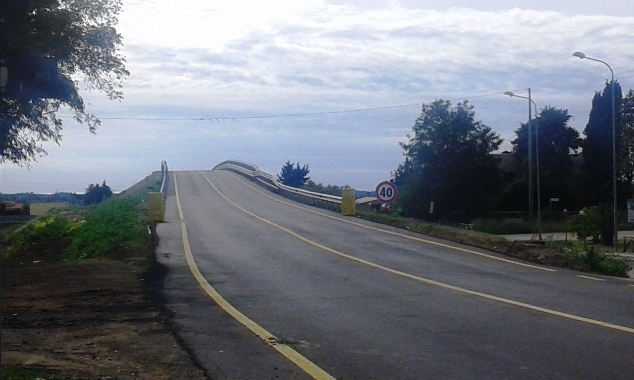 Riaperto il ponte della strada provinciale Lupo Cerrino  La Polizia Locale comunica che ha riaperto questa mattina il ponte della strada provinciale Lupo Cerrino. Il cavalcavia era stato chiuso per consentire i lavori di adeguamento inerenti l'autostrada.