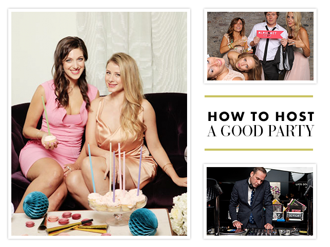 How To Host a Good Party: Paul Sevigny, Lo Bosworth, and More Share Tips | The Vivant