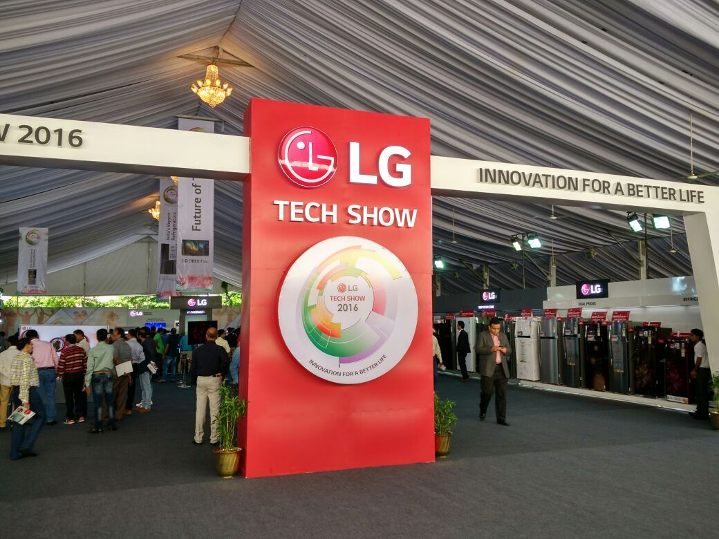 TechShow2016 Indore Better life, Innovation, Life
