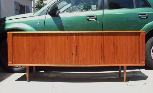 Danish Credenza Los Angeles : Loading mid century vintage furniture credenza