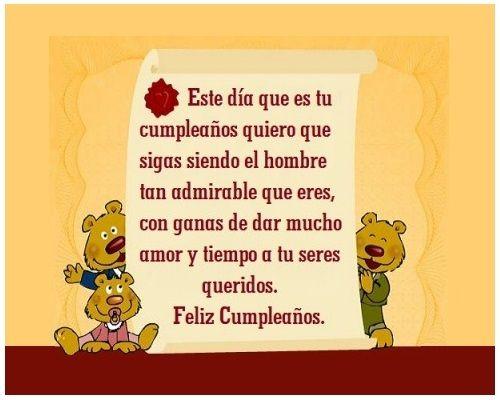 Frases De Cumpleaños Para Papa Y Esposo Frases De