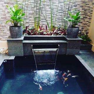jasa pembuatan kolam ikan koi di sidoarjo - terbaik tahun