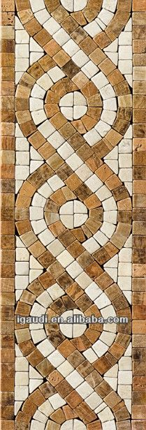 customerized mosaic pattern, all hand made,aritistic and creative ...
