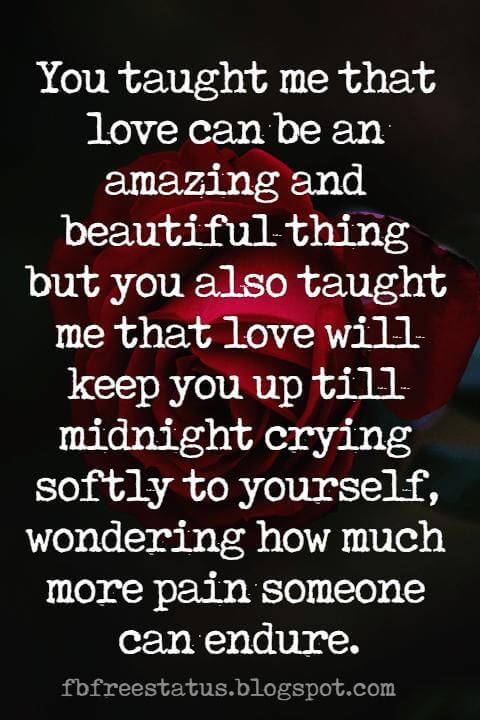 Heartbroken Quotes Cool Quotes About Being Heartbroken With Images & Pictures  Pinterest