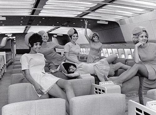 Pan Am Vintage Airlines Modern Kiddo