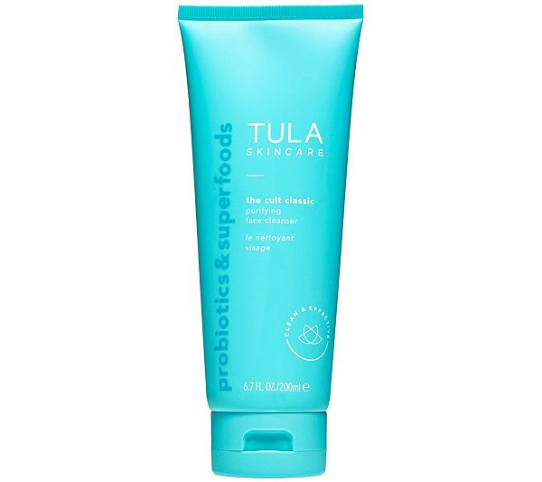 TULA The Cult Classic Purifying Face Cleanser — QVC.com
