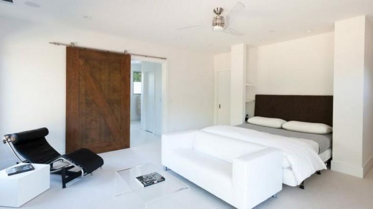 Schiebe Scheun Stil Türen aus Holz - 42 Ideen Haus