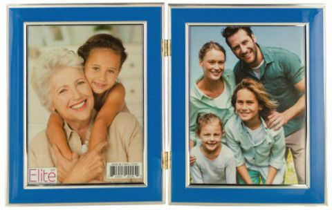 colorful hinged double photo frame Case of 6 | Products | Pinterest ...