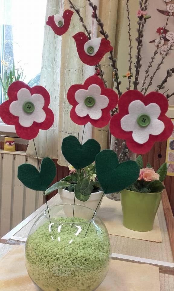 17200882 1237424126343277 4320117401356054396 N Jpg 576 960 Spring Crafts Flower Crafts Crafts For Kids