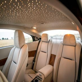Royce Car Star Roof Light