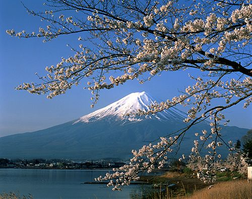 General Tours will take you to sights, like Mt. Fuji, that will take your breath away. Picture courtesy of General Tours.