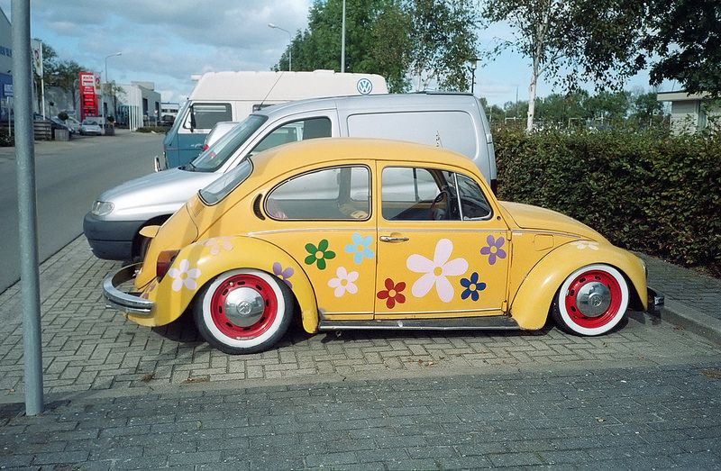 VW's in Schagen