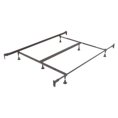 Fashion Bed Group Universal Bed Frame - Black (Queen/King) $60