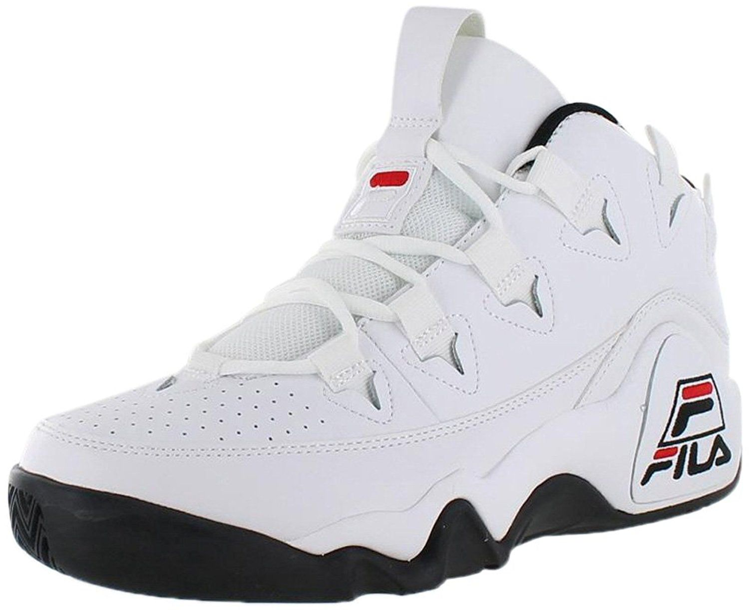 a947bd20fb7f7 Amazon.com | Fila The 95 Grant Hill Men's Retro Basketball Sneakers ...