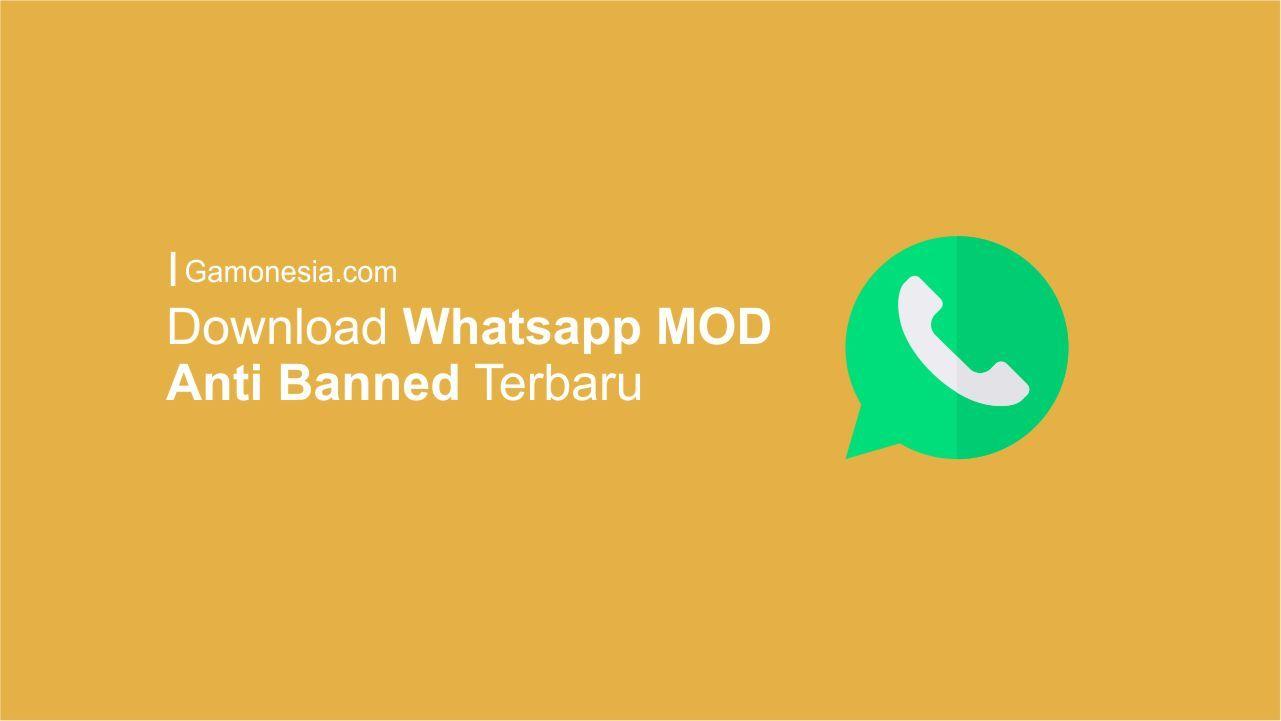 Whatsapp Mod Apk Terbaik Anti Banned Nama Wifi Lucu Blogging Aplikasi