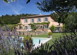 La Bastide des Amandiers   France Bouches-du-Rhône Provence - Alps - Riviera. Peaceful, stylish getaway for two within the charming owners' lovely home with pool, fabulous views - and all of Provence to (re)visit