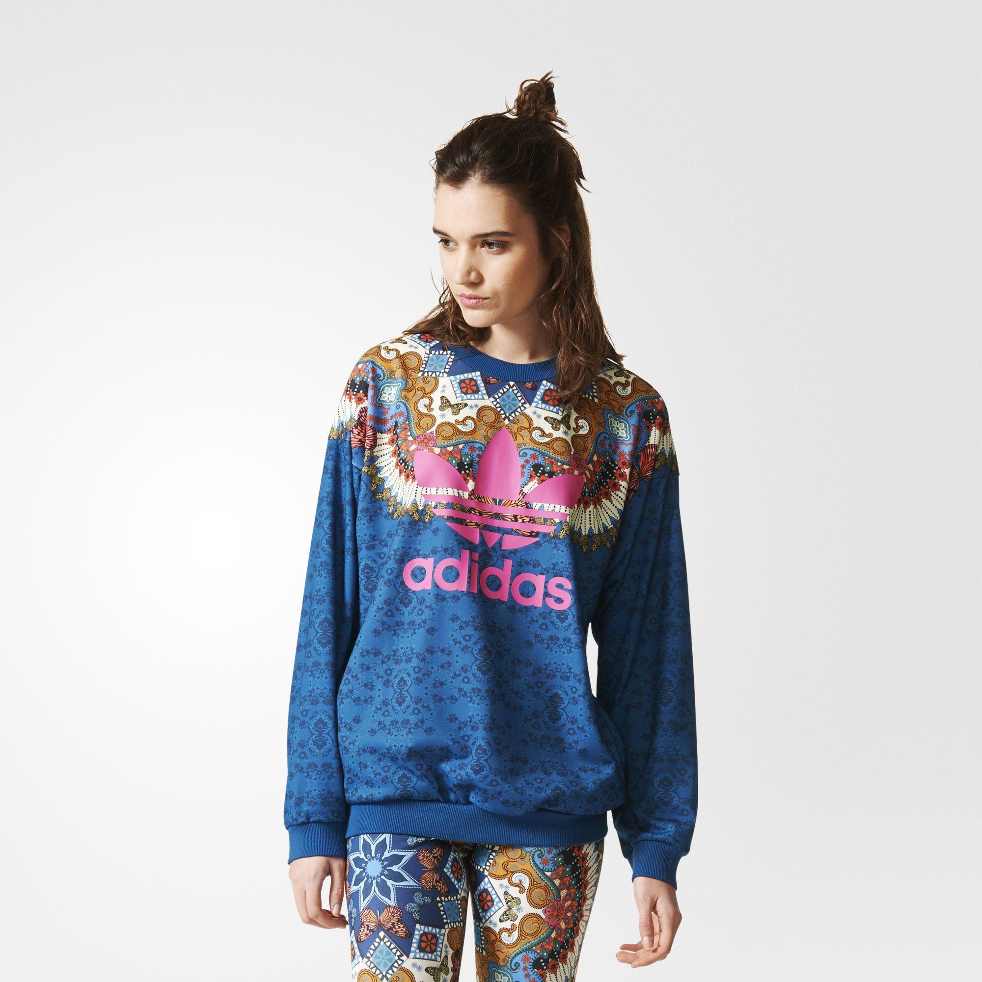 f0a9038362e2 adidas Borbomix Sweatshirt - Womens Hoodies   Sweatshirts ...