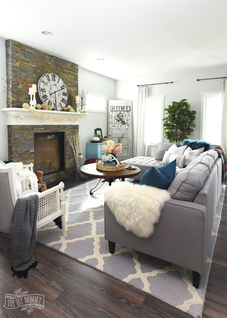 My Home Style Before And After Modern Boho Country Living Room The Diy Mommy In 2021 Farmhouse Living Room Furniture Living Room Decor Country Living Room Modern