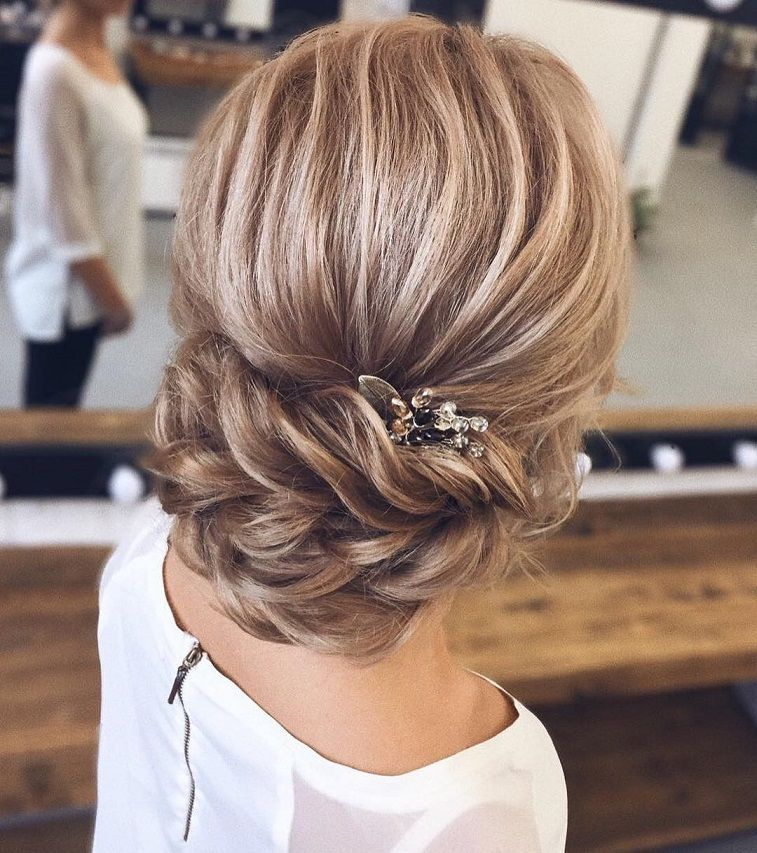 Beautiful Wedding Hairstyle For Long Hair Perfect For Any: Beautiful Wedding Updos For Any Bride Looking For A Unique
