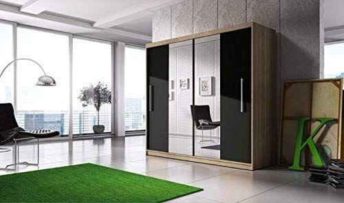 Moderne Schlafzimmer Möbel Kleiderschrank mit