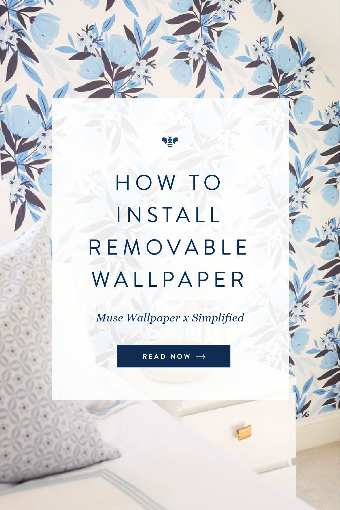 How To Install Removable Wallpaper Removable Wallpaper Comfort And Joy How To Remove