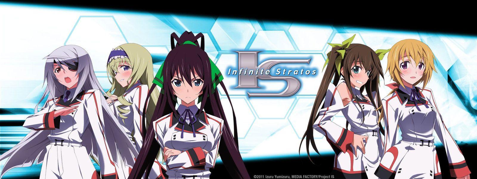 Watch Infinite Stratos online Free Hulu Melhores mangas