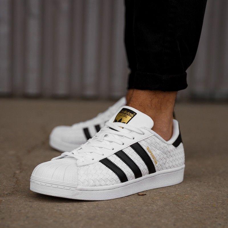 Buty ADIDAS SUPERSTAR   Adidas Słynna koniczyna   Adidas i