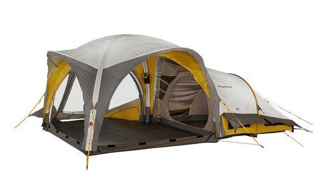 Msh living room tent shelters quechua caravan for Living room quechua