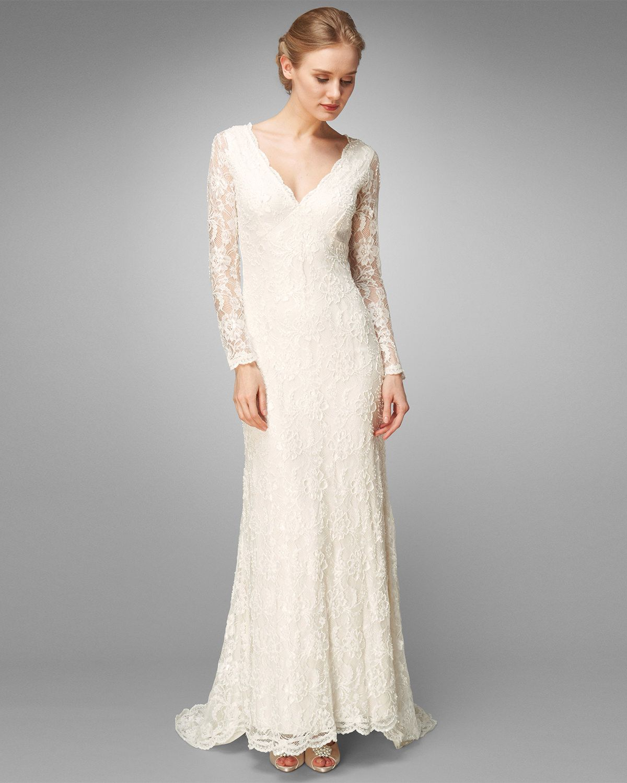 1940s Designer Wedding Dresses