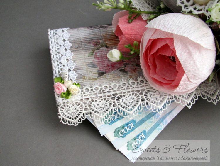 Gallery.ru / Фото #71 - Шкатулки для денежных купюр или ...