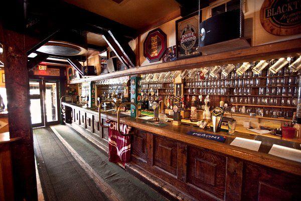 Mahar's, Albany, NY.  I lived around the corner from Mahar's in my early 20's.  Fantastic pub!