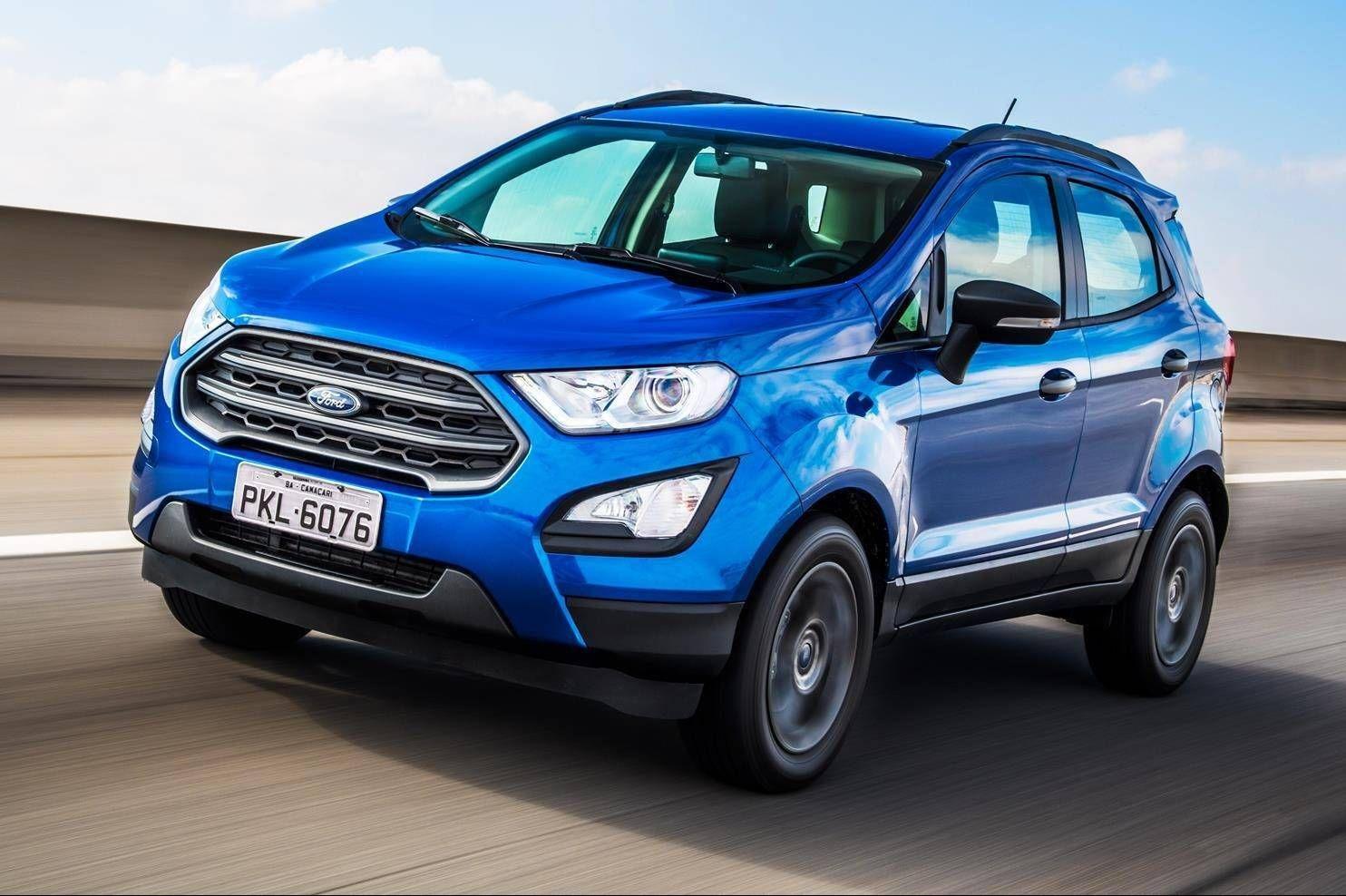 Ford Ecosport Freestyle 1 5 2018 1 Em 2020 Ford Ecosport Ford Suv