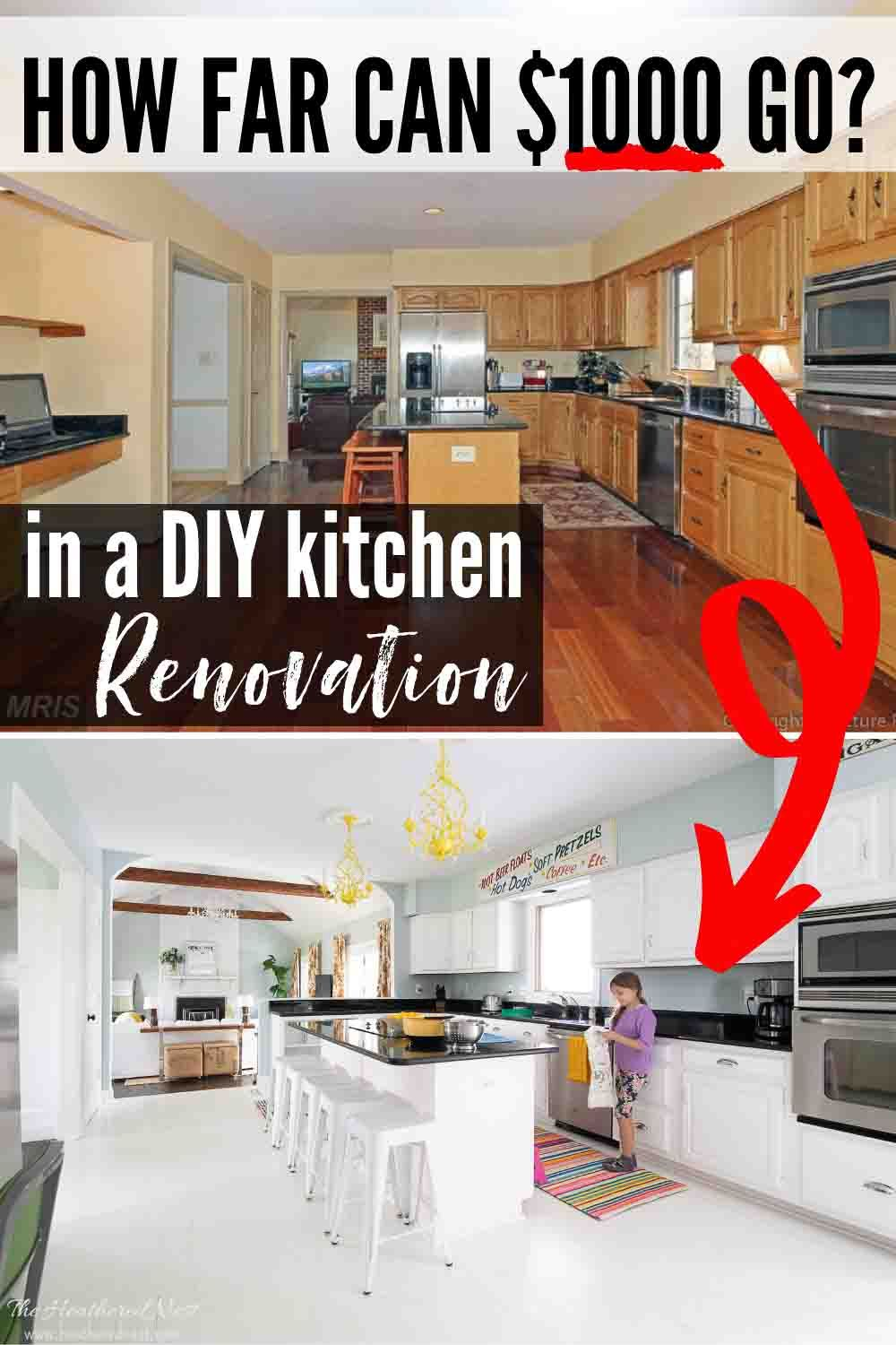 1000 Kitchen Remodel Mission Impossible Diy Kitchen Remodel Diy Remodel Diy Kitchen